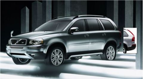 XC90 Exterior Chrome Kit